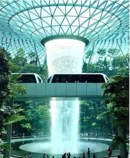 Changi Airport 行李寄存