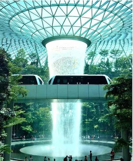 Consignación de Equipaje en Consigna de Equipaje del Aeropuerto de Changi (SIN)