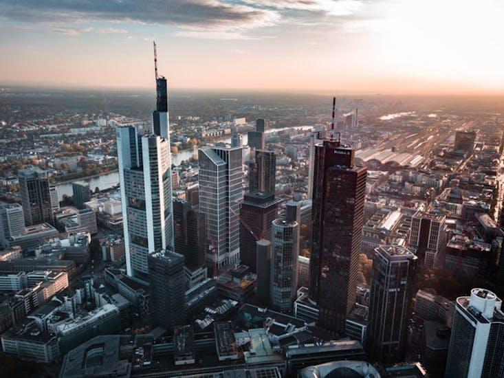 Consigna de Equipaje en Frankfurt