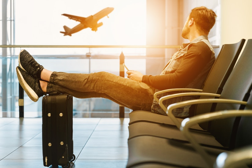 手荷物預かりニューアーク空港