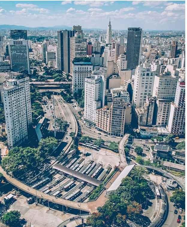 Depósito de Bagagem em São Paulo