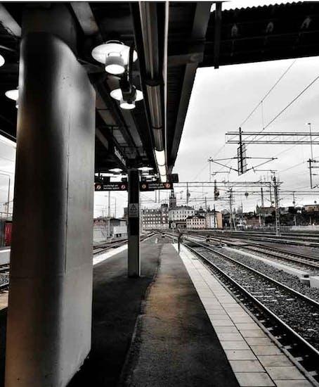 Luggage Storage Stockholm Central Station
