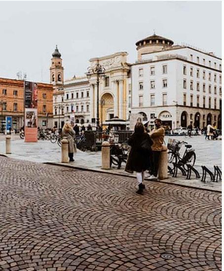 Depósito de Bagagem em Parma
