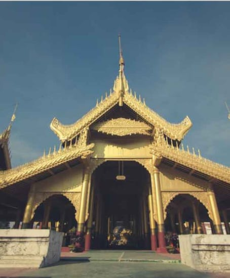 Luggage Storage Mandalay