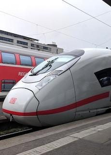 Dusseldorf Central Station