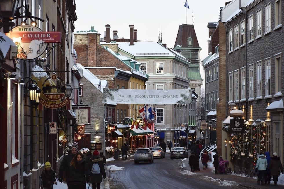 Consigna de Equipaje en Ciudad de Quebec