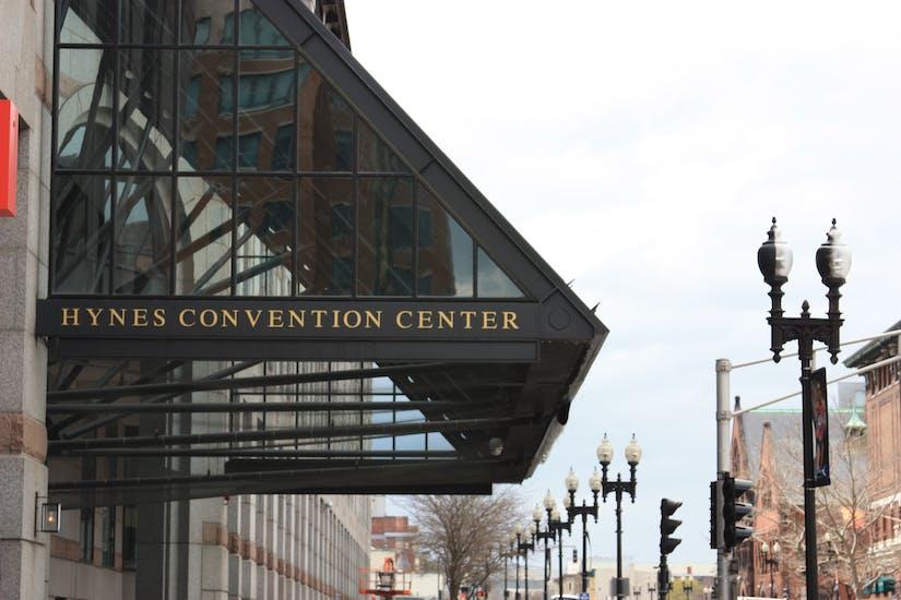 Luggage Storage Hynes Convention Center