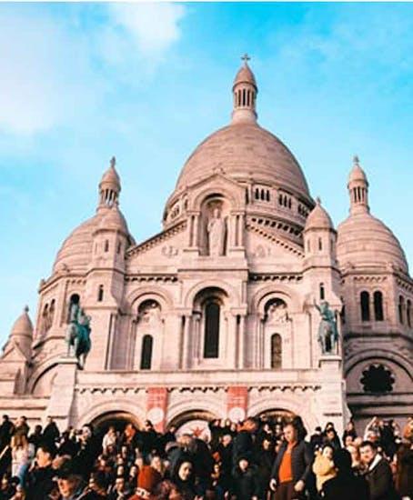 Gepäckaufbewahrung in Montmartre