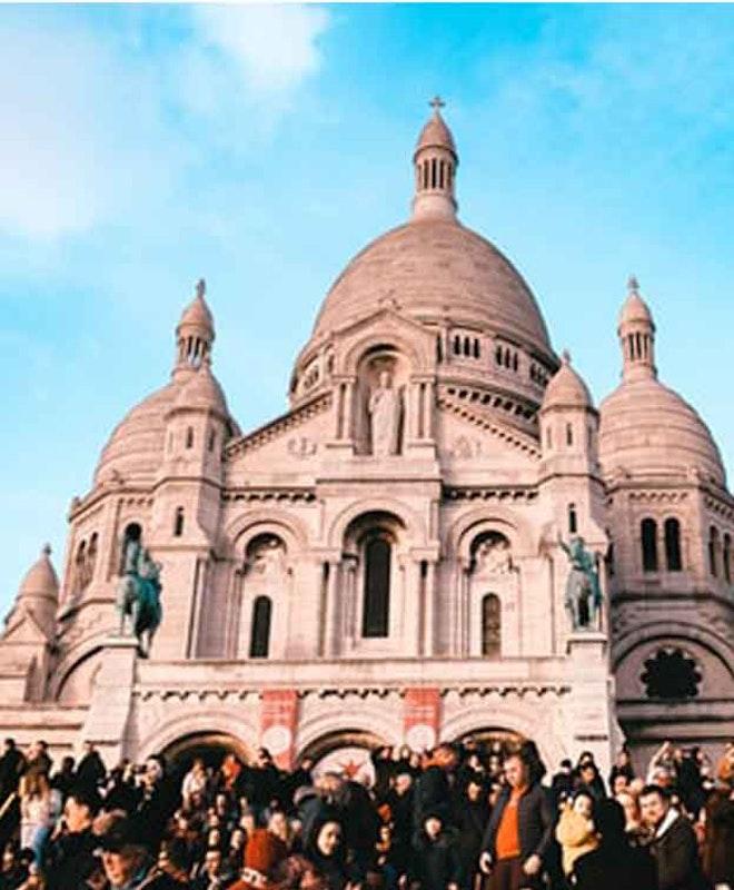 Depósito de Bagagem Montmartre
