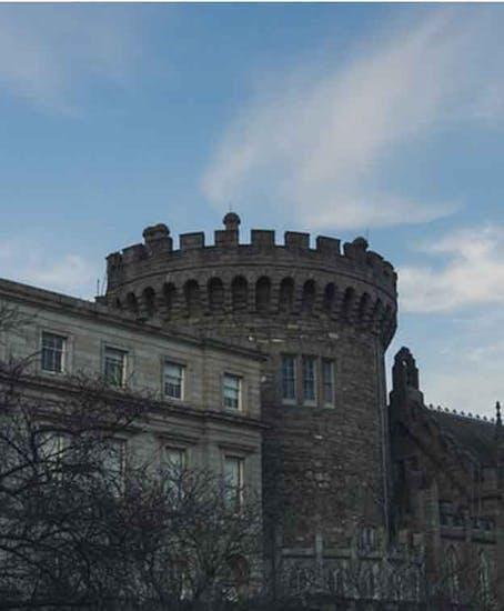 Luggage Storage Dublin Castle