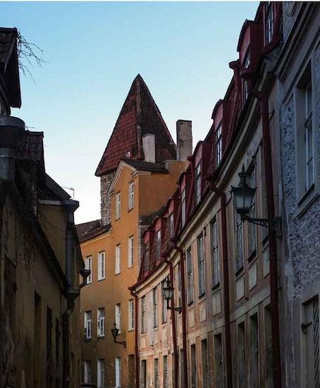 Gepäckaufbewahrung in Tallinn