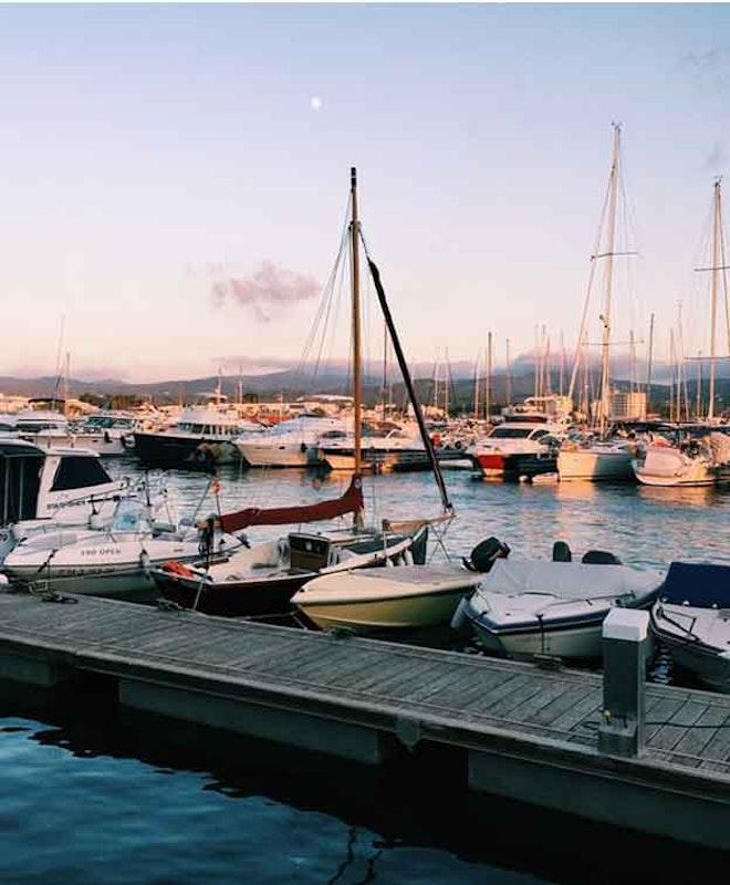 Luggage Storage Ibiza Port