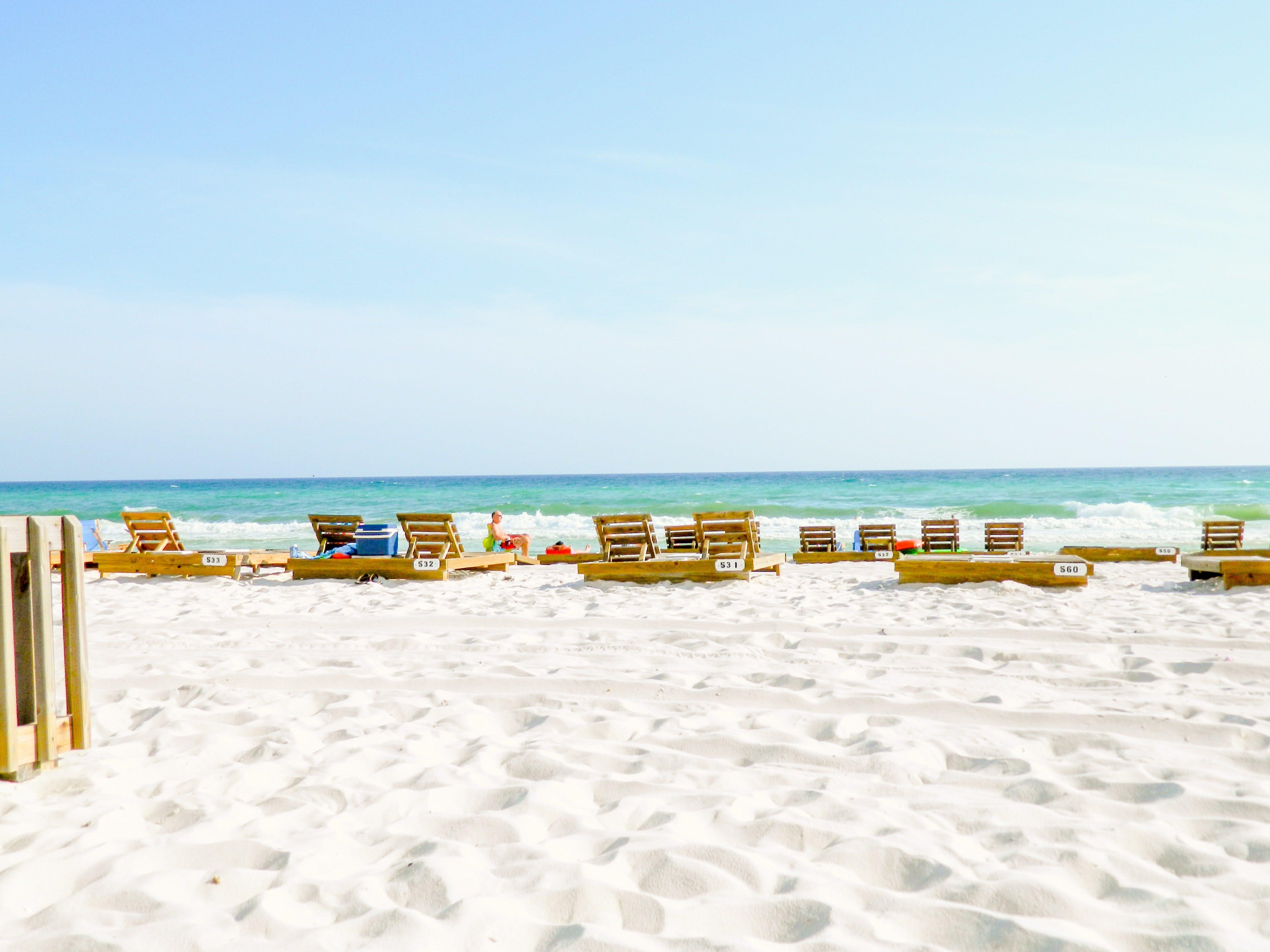 Pana markup city Beach, Florida, USA