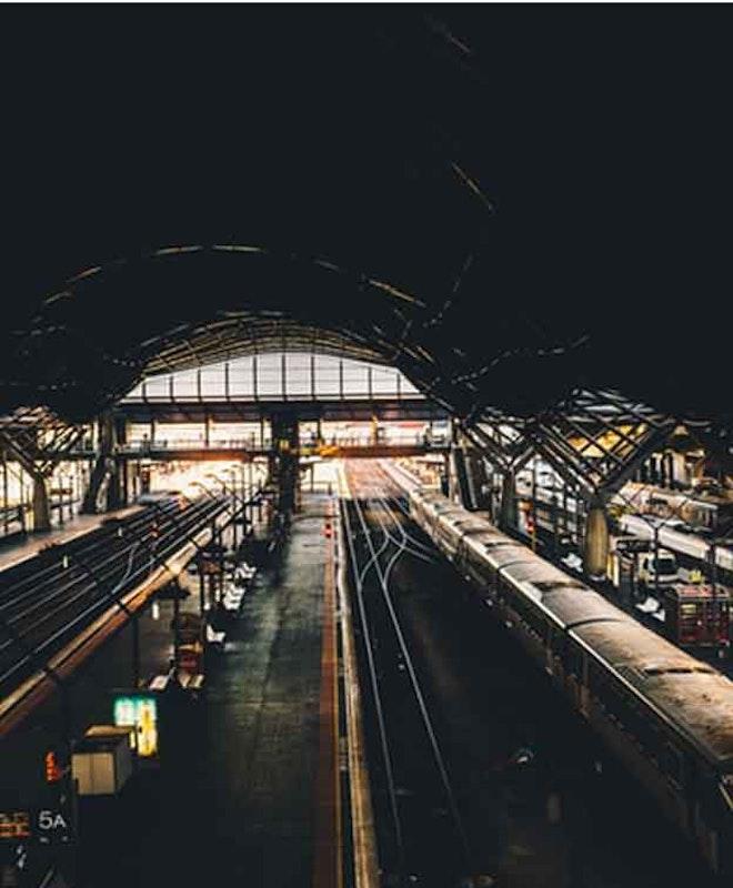 Depósito de Bagagem Estação Southern Cross