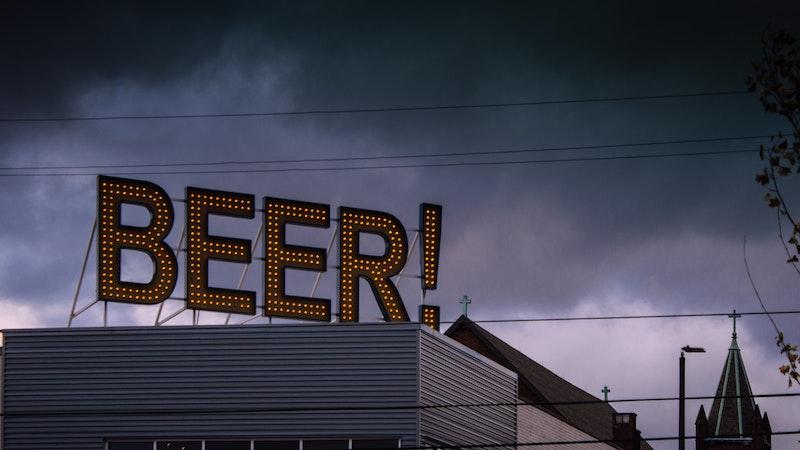 Market Garden Brewery, Cleveland, Ohio