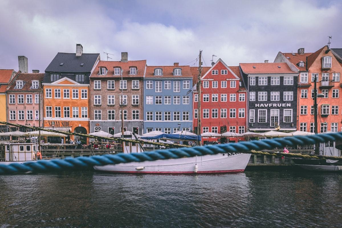 Gepäckaufbewahrung in Kongens Nytorv, Copenhagen