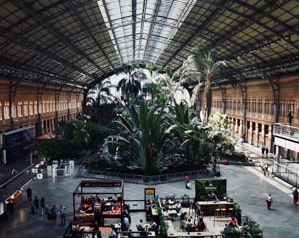 Depósito de Bagagem Madrid Atocha