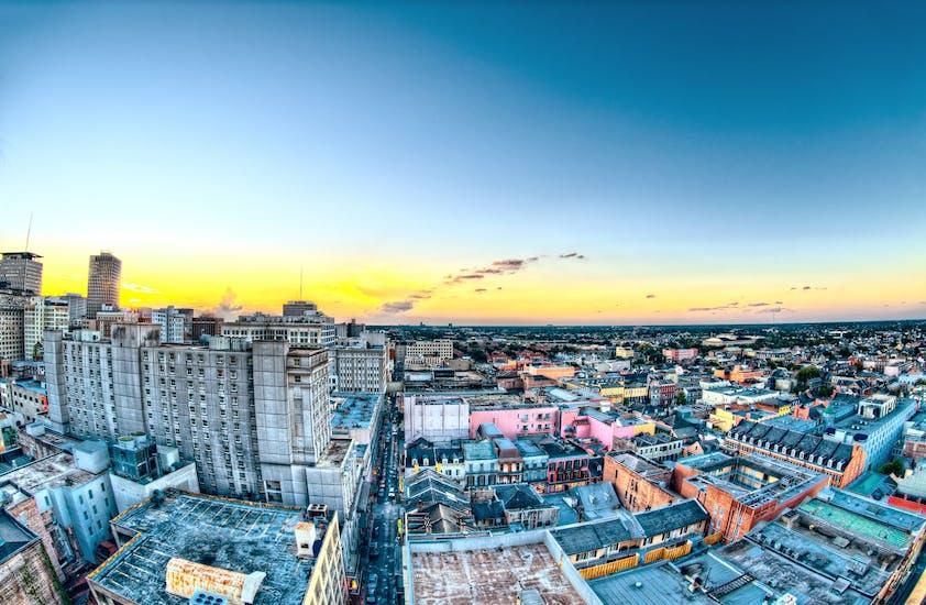 Gepäckaufbewahrung in New Orleans