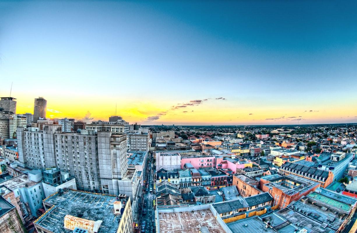 Deposito Bagagli a New Orleans