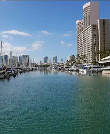 Luggage Storage Honolulu Cruise Port
