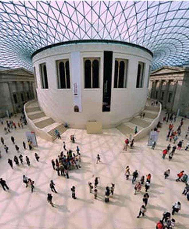 Хранение багажа в Британский музей