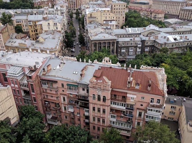 Depósito de Bagagem em Kiev