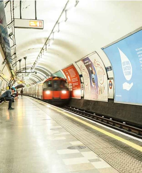 Consignación de Equipaje en Estación de South Kensington
