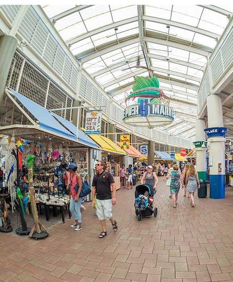 Luggage Storage Bayside Mall