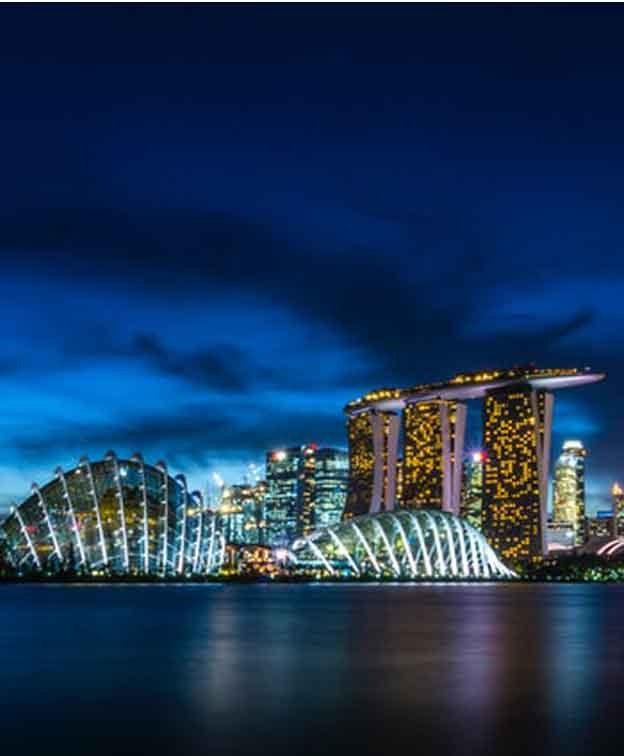 Хранение багажа в Сингапур