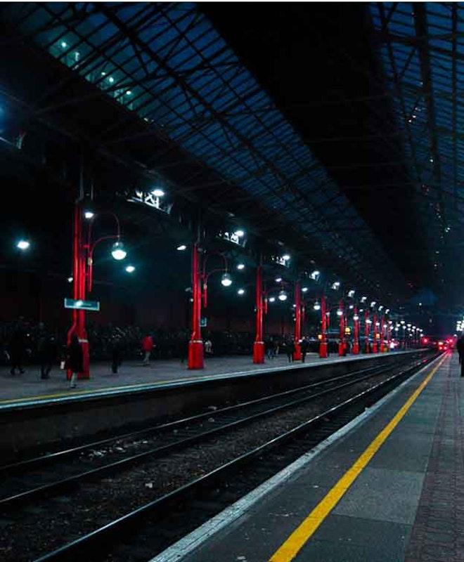Depósito de Bagagem Estação Marylebone