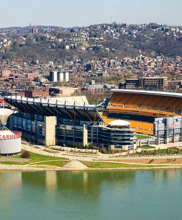 Consigna de Equipaje en Pittsburgh