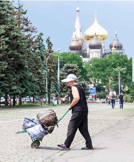 Consigne à bagage sur Odessa