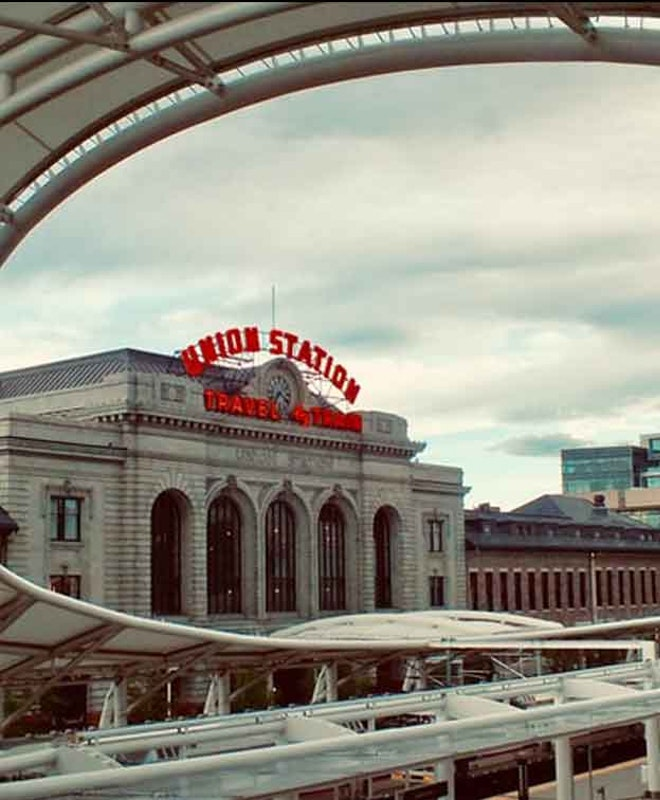 Consignación de Equipaje en Union Station Denver