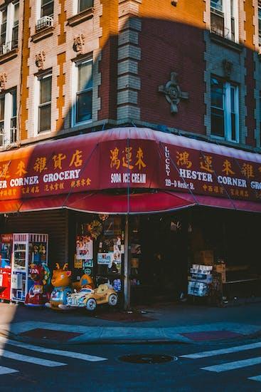Luggage Storage Lower East Side