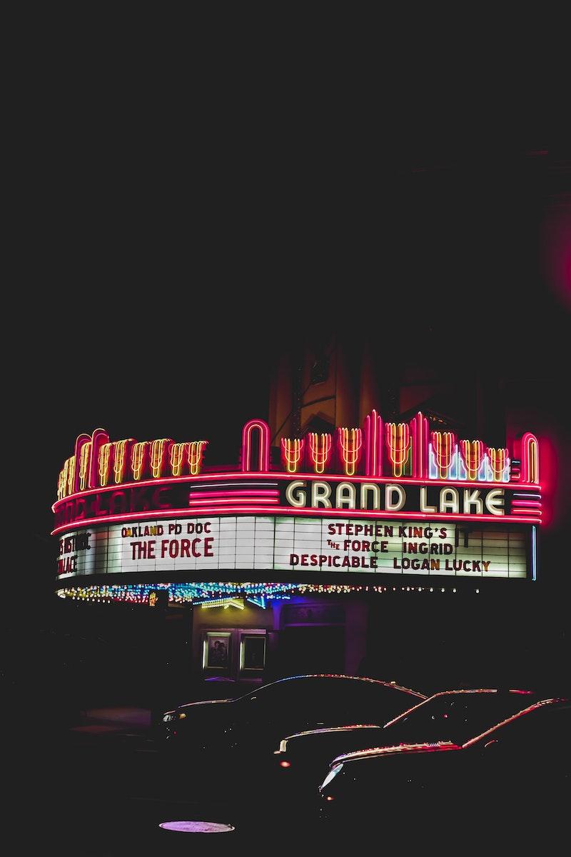 Grand Lake Theater, Oakland, California