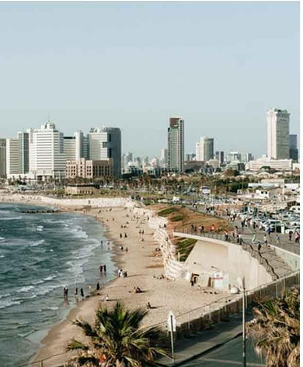 Deposito Bagagli a Tel Aviv
