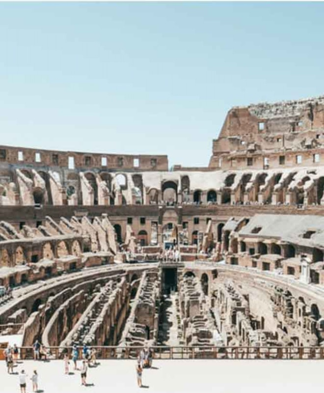 Depósito de Bagagem Coliseu