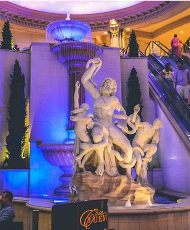 Consignación de Equipaje en Caesars Palace Las Vegas