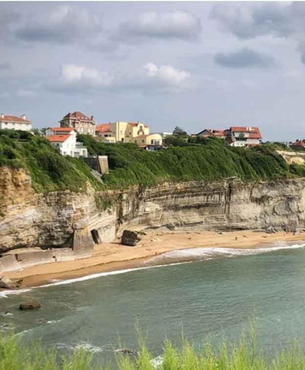 Consigne à bagage sur Biarritz