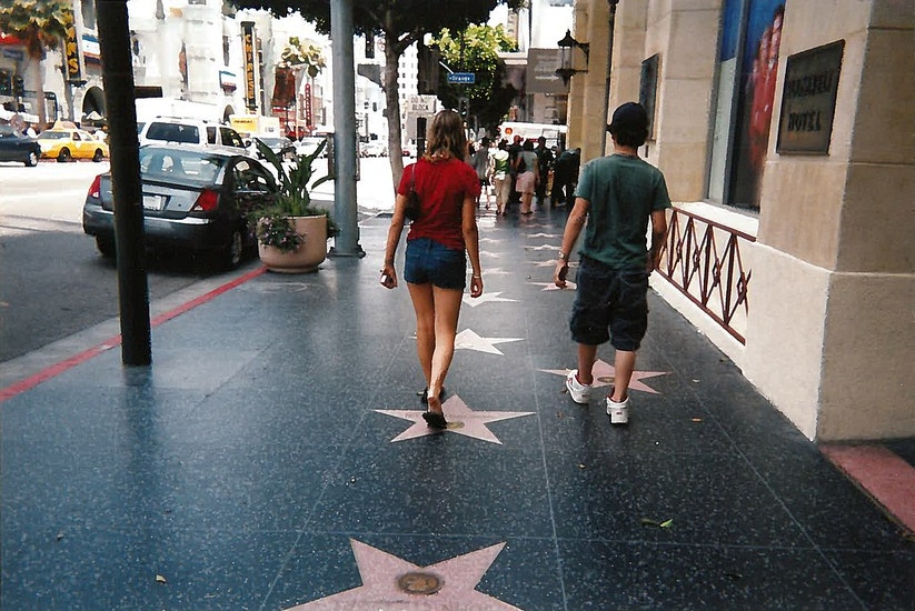 Luggage Storage Hollywood Walk of Fame