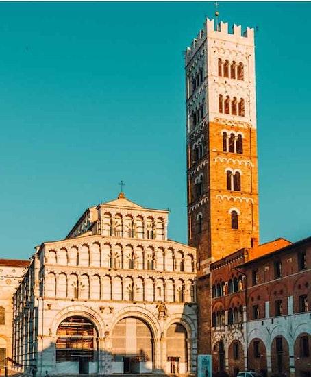 Consigne à bagage sur Lucca