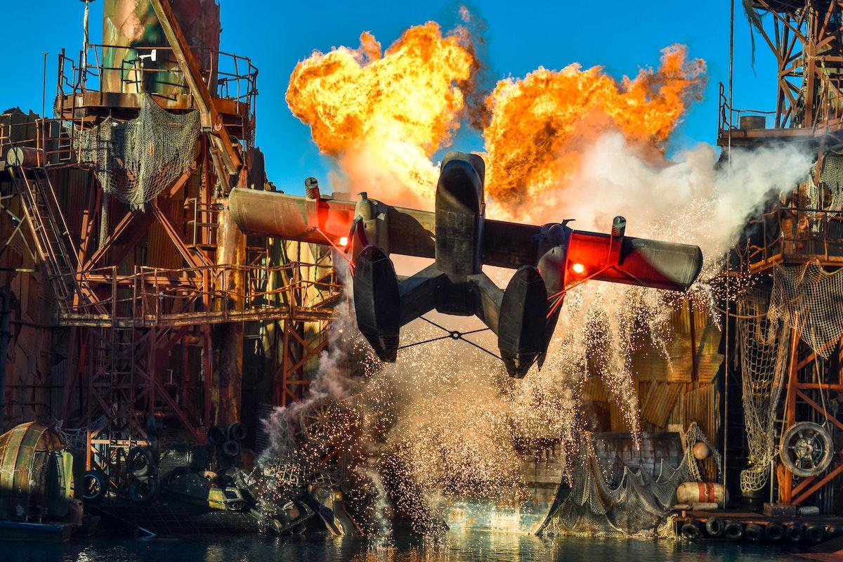 Gepäckaufbewahrung in Universal Studios