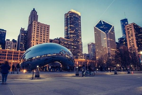 Gepäckaufbewahrung in Chicago