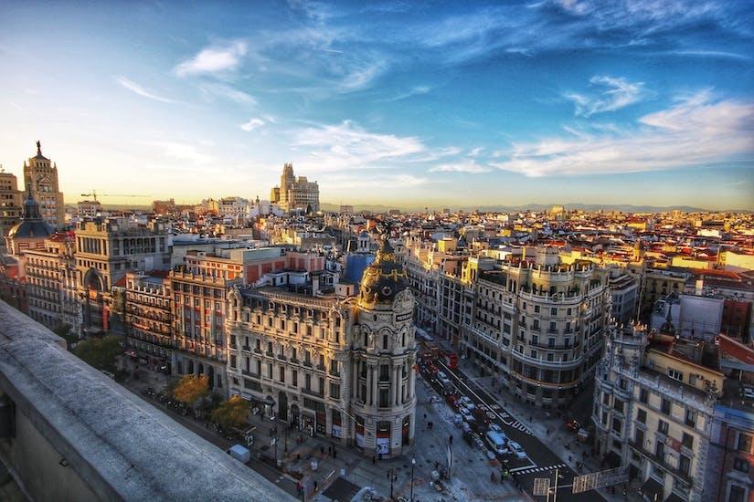 Хранение багажа в Мадрид
