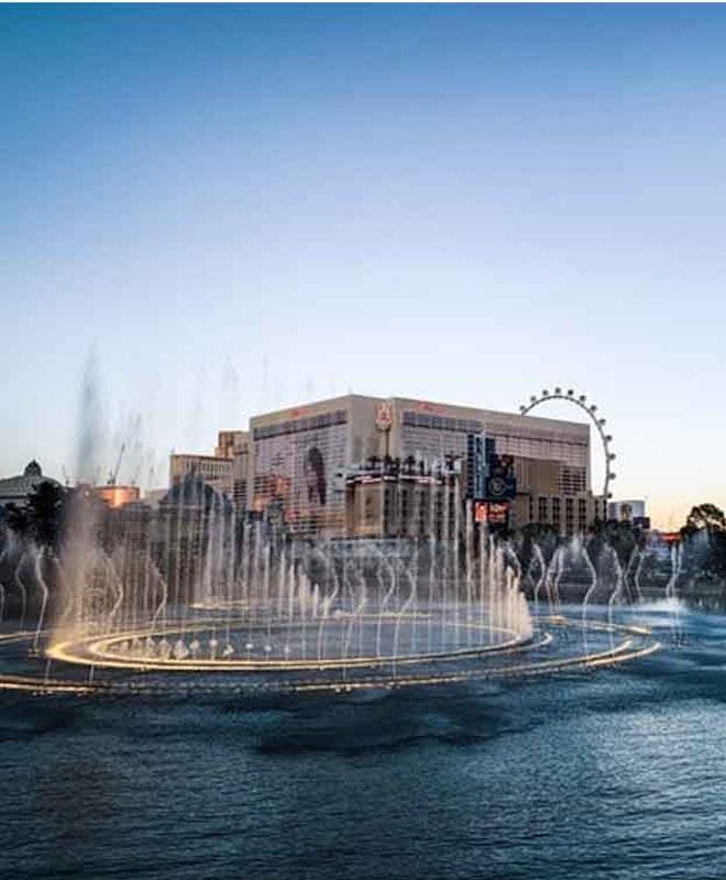 Consignación de Equipaje en Bellagio Las Vegas