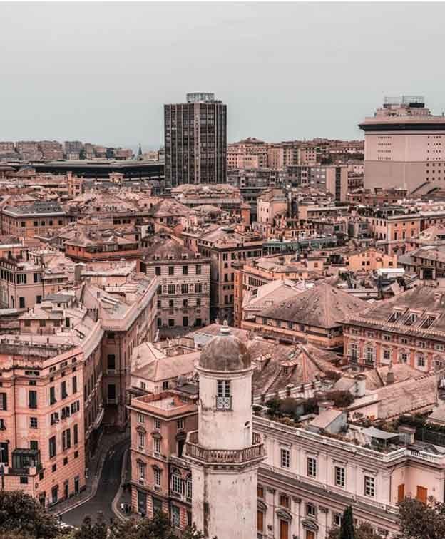 Хранение багажа в Генуя