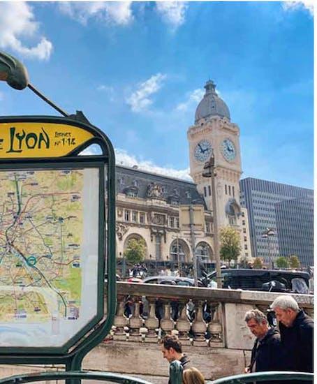 Gepäckaufbewahrung in Gare Montparnasse