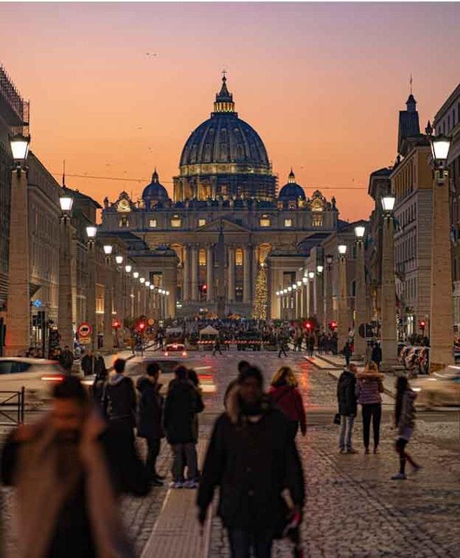 Depósito de Bagagem Cidade do Vaticano