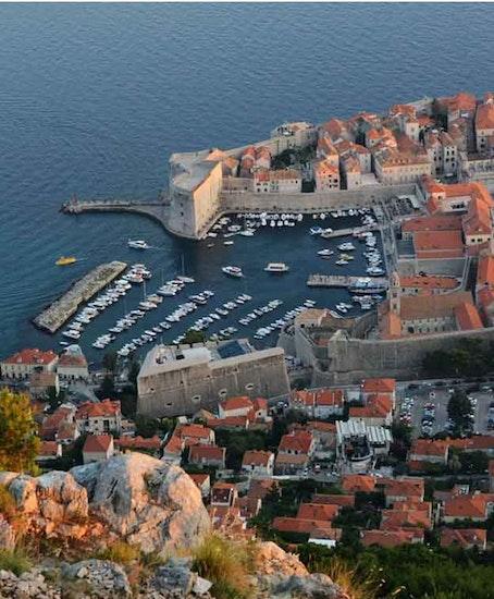 Dubrovnik の手荷物保管スペース