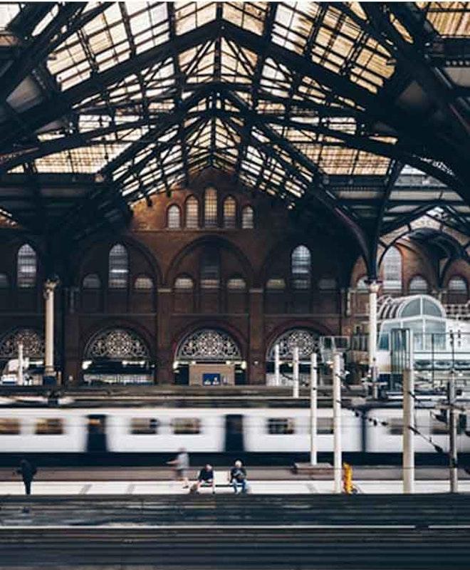 Хранение багажа в Станция Ливерпуль-стрит